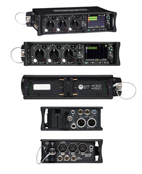 Golden Lamb Sound Devices 633 Mixer